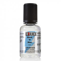 Copsa & T-Juice T-Juice Aroma - Black N Blue - 30 ml eclshop.dk