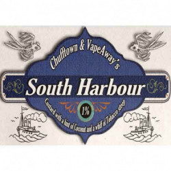 Aroma & Baser Chuff Town - South Harbour - 10 ml eclshop.dk