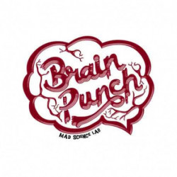 Aroma & Baser MSL - Brain Punch - 10 ml eclshop.dk