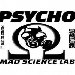 Aroma & Baser MSL - Psycho Ohm's - 10 ml eclshop.dk