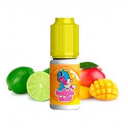 Aroma & Baser Bubble Island - Mango 'N' Lime - 10 ml eclshop.dk