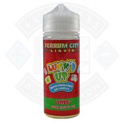 E-væske Ferrum City Liquid – Luck'd Up - 120 ml eclshop.dk
