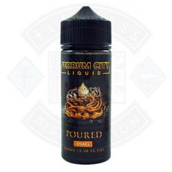 E-væske Ferrum City Liquid – Poured - 120 ml eclshop.dk