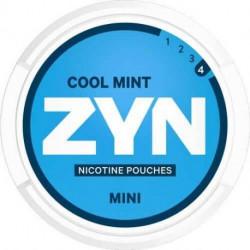 ZYN Nikotinposer ZYN - MINI COOL MINT EXTRA STRONG eclshop.dk