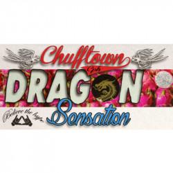 Aroma & Baser Chuff Town - Dragon Sensation - 10 ml eclshop.dk
